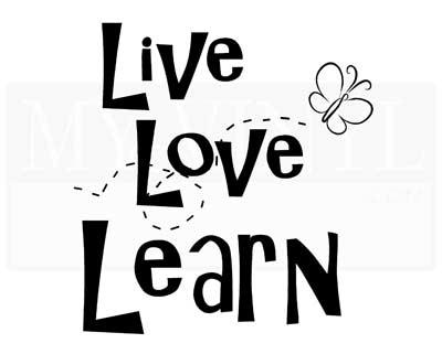 LI005 Live Love Learn