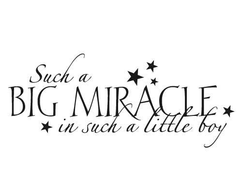 BC195 Such a big miracle