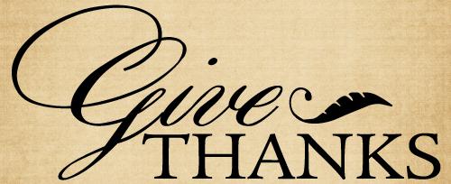 BC011 Give Thanks
