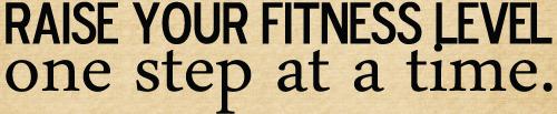 DOC129 Raise your fitness level