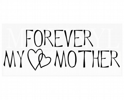 FA029 Forever my mother
