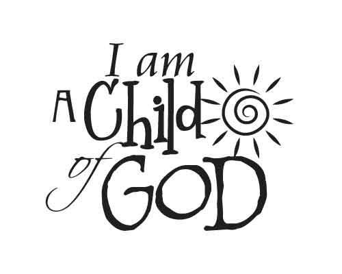 KW189 I am a Child of God