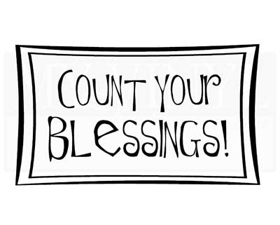 G004 Count your Blessings!