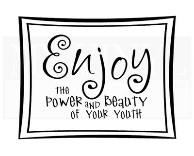 BA012 Enjoy the power and beauty of your youth