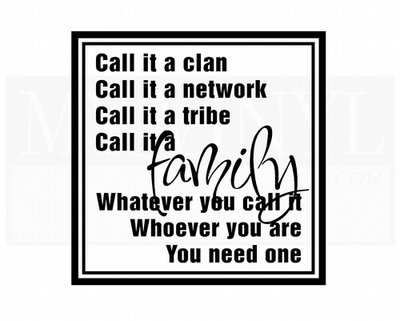 FA022 Call it a clan call it a network call it a family