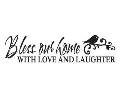 BC219 Bless this home