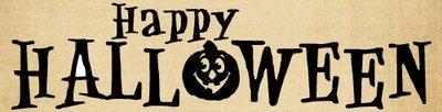 BC007 Happy Halloween