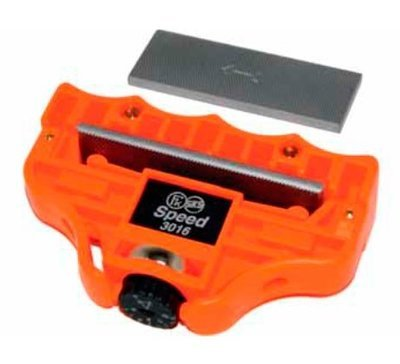 Speed Compact for edge and base tuning with roller-concept.
