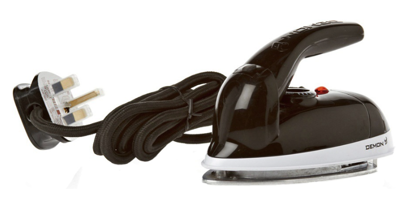 Demon Snowboard/Ski Mini Wax Iron, Black