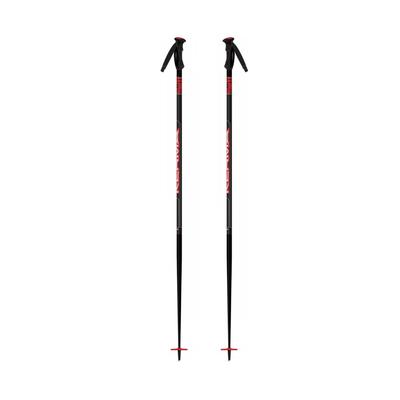 Kerma Vector Ski Poles/Black-Red