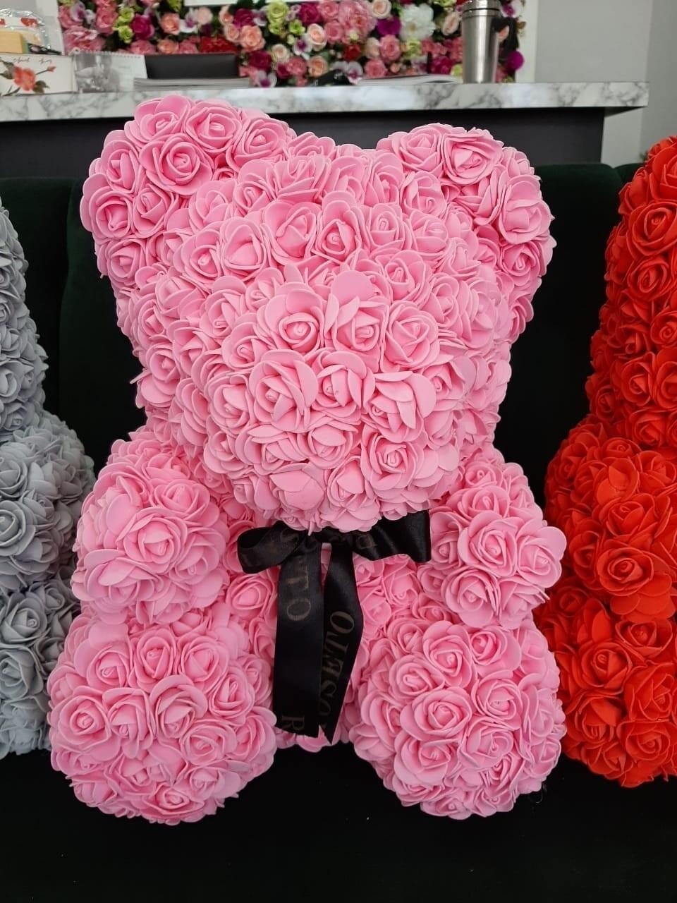 Peluche Rosas