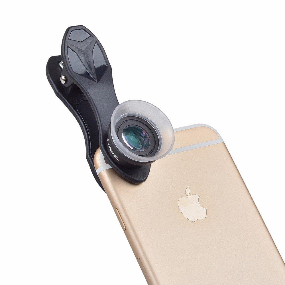 [Coming After Lockdown] Apexel 2in1 12x+24x Super Macro Phone Lens