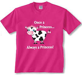Once a Princess T-Shirt