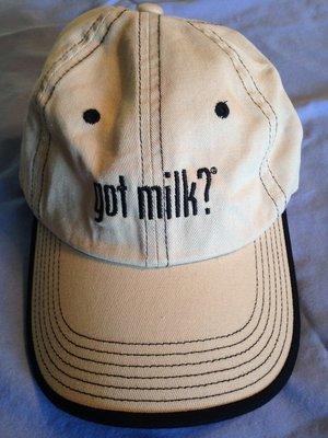 Tan Got Milk? Cap