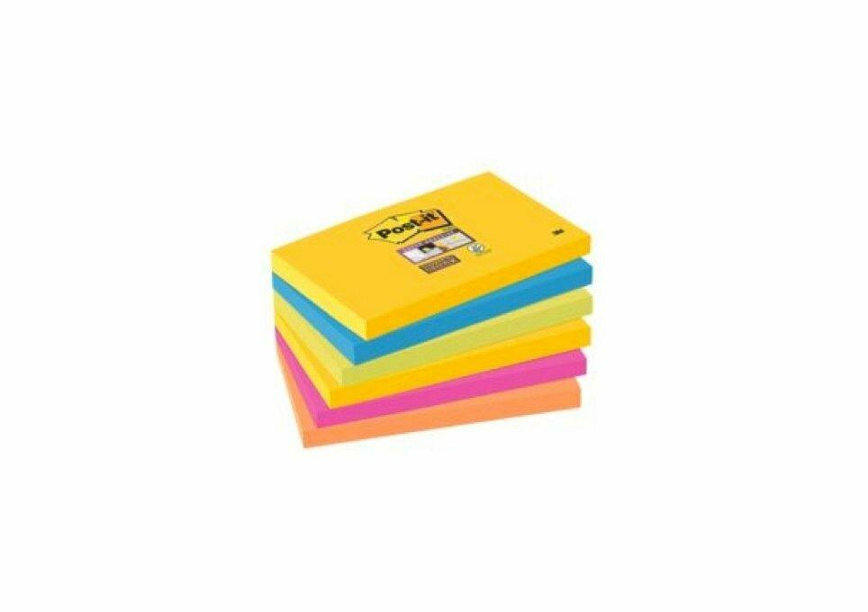 Post-it® Super Sticky Notes 12,7 cm x 7,6 cm (XL)