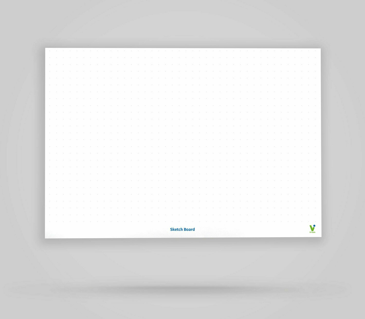 Sketch Board - Whiteboard Poster