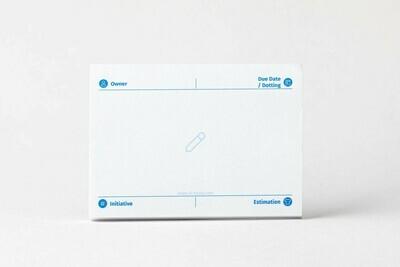 Vi-Notes: Task Notes 2.0 Post-it® Super Sticky Qualität
