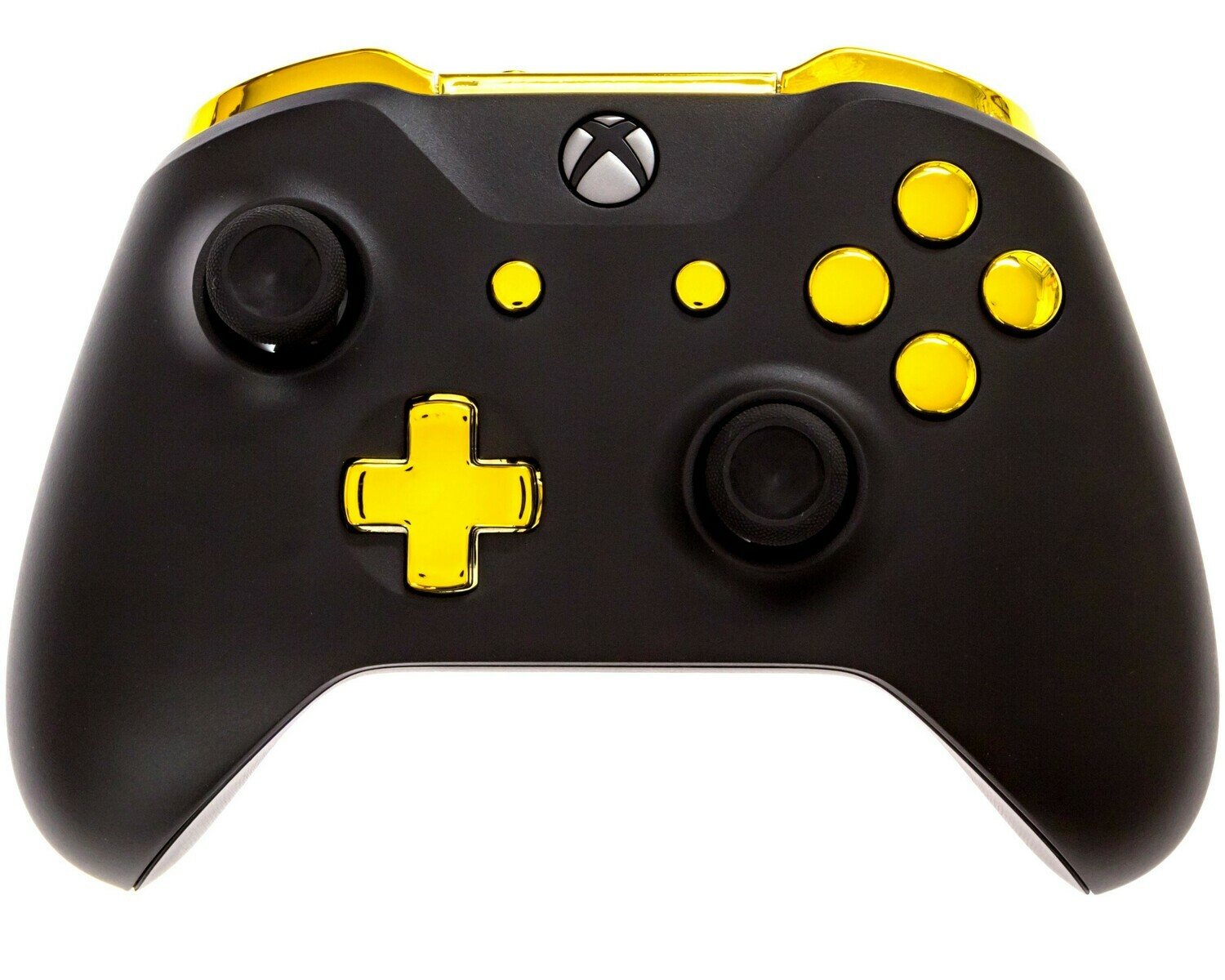 10,000 Mode Modded Controllers Gold Out Mod Controller Xb1