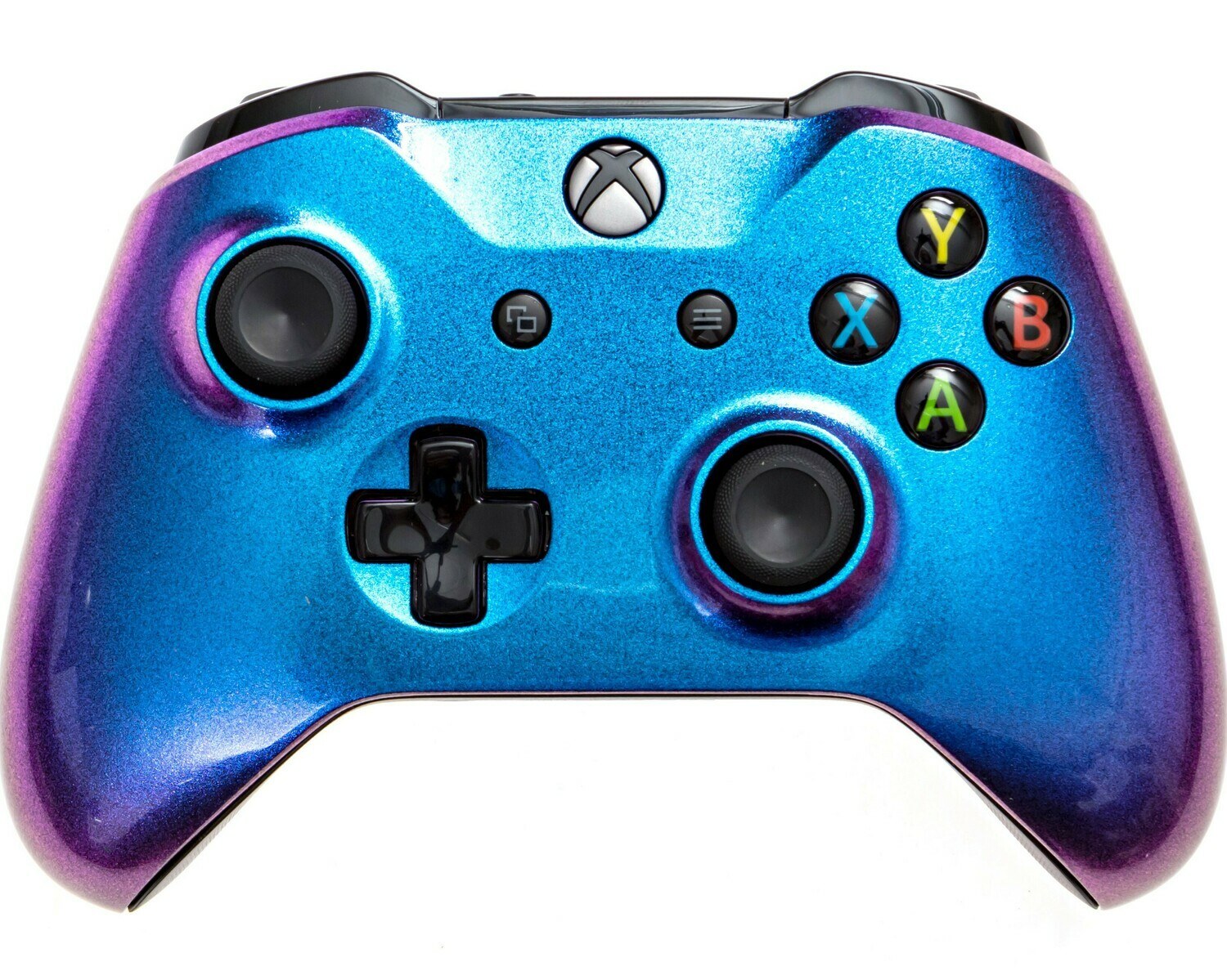 10,000 Mode Mod Controllers Xbox One Color Changing Controller Xb1 Chameleon