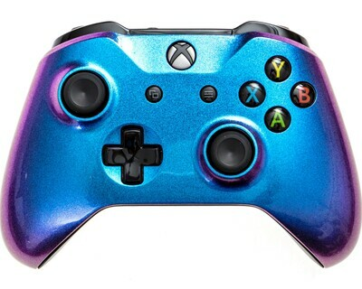 10,000 Mode Modded Controllers Xb1 S Color Changing Controller Xbox One Chameleon