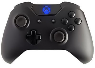 10,000 Mode Mod Controllers  Black Out Controller Xbox One