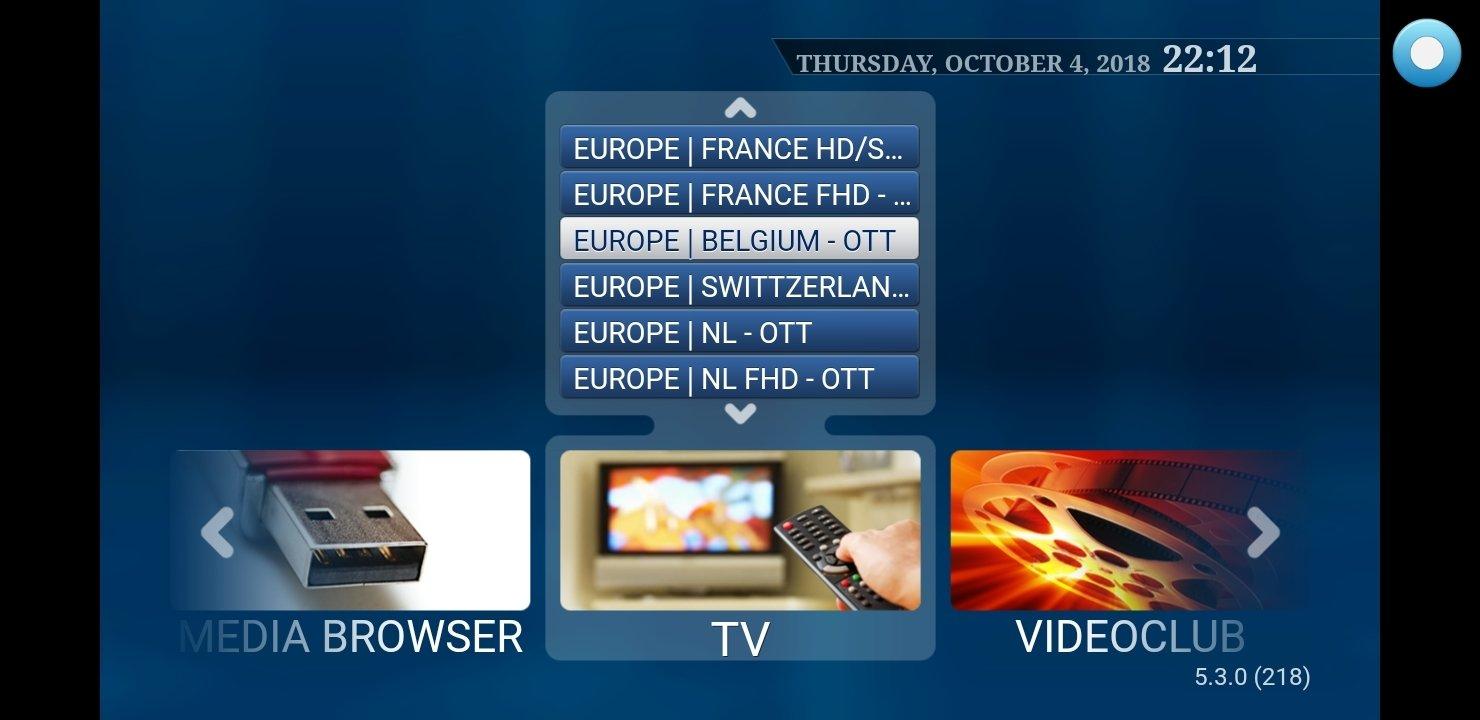 12 MOIS MAG LINUX IPTV HD ET FULL HD  PLUS 17000 CHAINES ET VOD