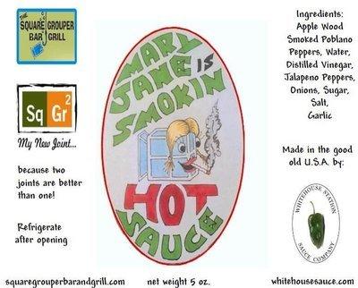 Mary Jane Smokin Hot Sauce