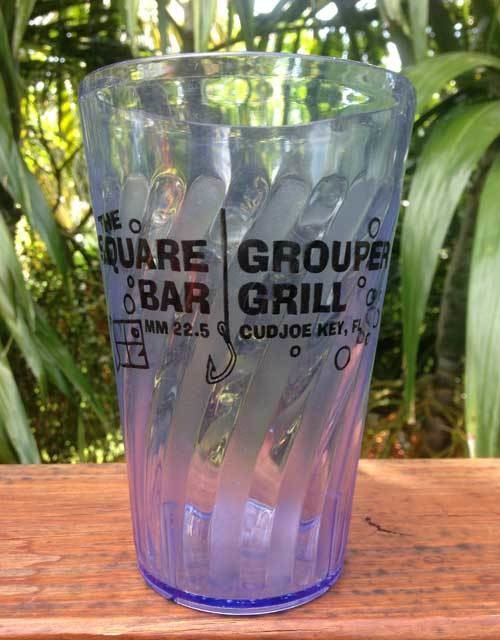 Square Grouper Cups
