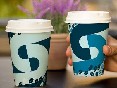 Diseño de vasos de papel
