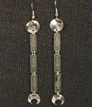Earrings:  Single Dangle, Medium  3