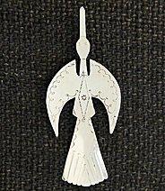 Pin:  Waterbird Hat or Shirt Pin, 1 piece, Style 1, 3