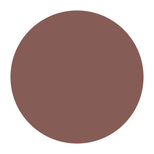 Nude - medium dark peach brown