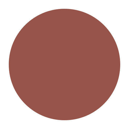 Terra Cotta - medium coral brown