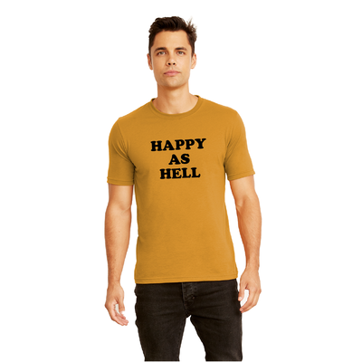 Happy As Hell - Men's
