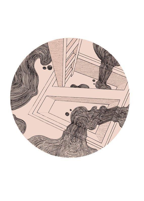 Staircase | A3 Print