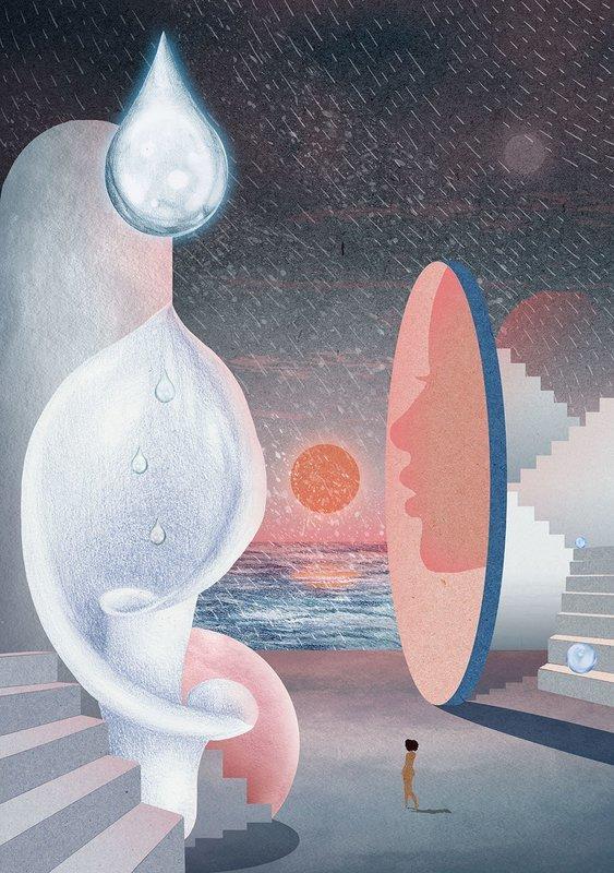 Rain | A1 Print