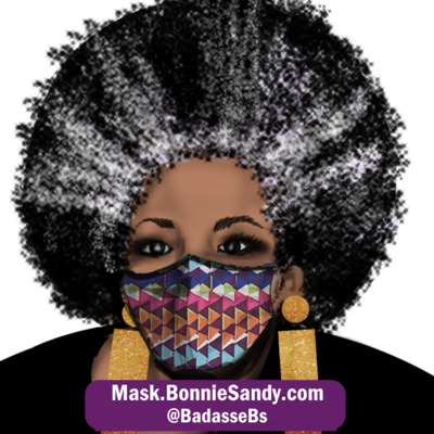 Fiesta Face Cover Mask