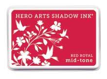 Red Royal Shadow Ink