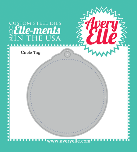 Circle Tag Elle-ments