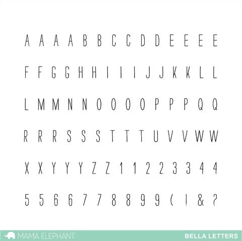 Bella Letters