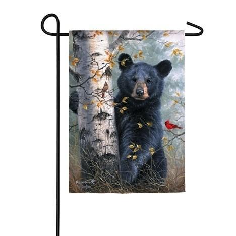 Garden Flag - Forest Friends