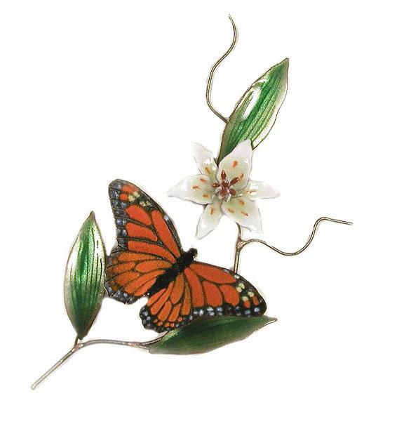 Bovano - Butterfly Monarch