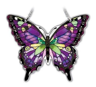 Sun Catcher Butterfly - Purple Swallowtail