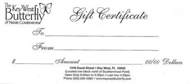 000-Gift Certificate