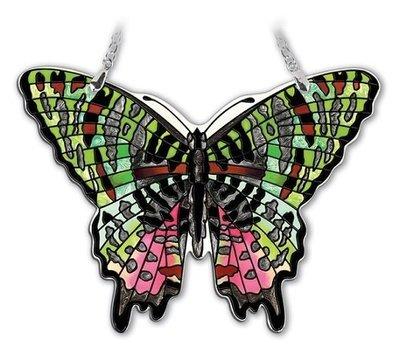 Sun Catcher Butterfly - Sunset Moth