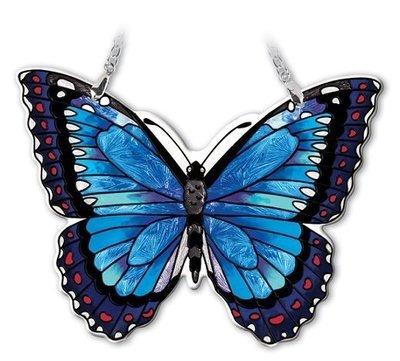 Sun Catcher Butterfly - Morpho