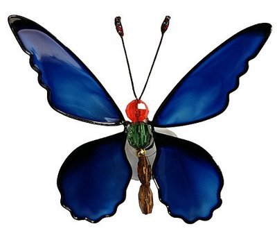 Window Suction Cup Butterfly