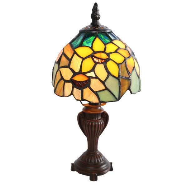 Lamp - Sunflower Blossoms