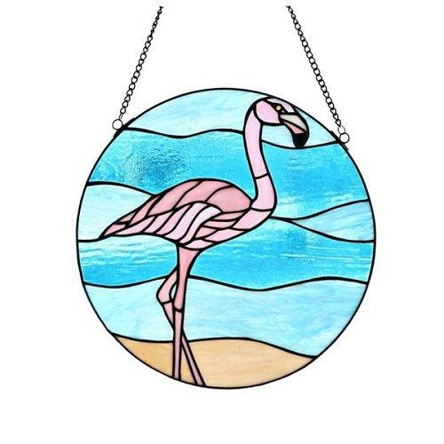 Panel - Flamingo