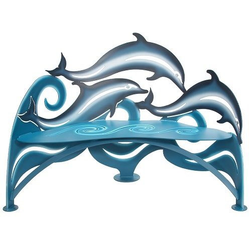 Bench - Dolphin